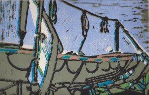 Rettungsboot auf Nordsee_0006